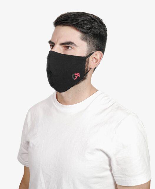 Explore Face Mask with Pocket Filter details.