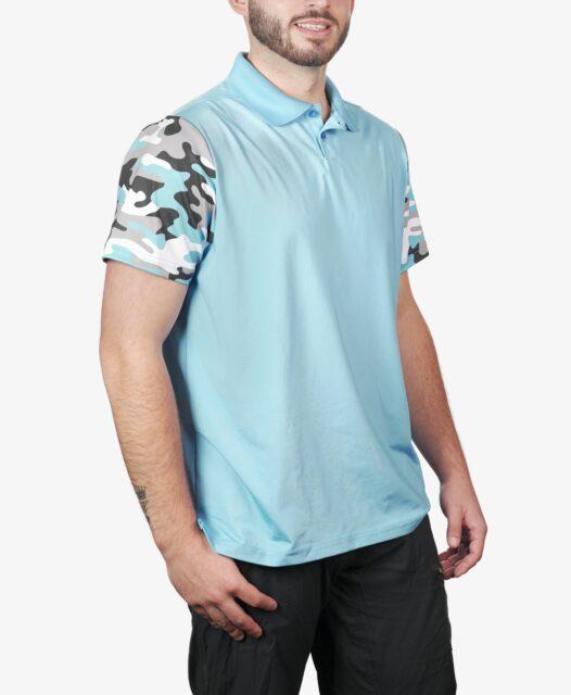 Explore Golf Shirt details.
