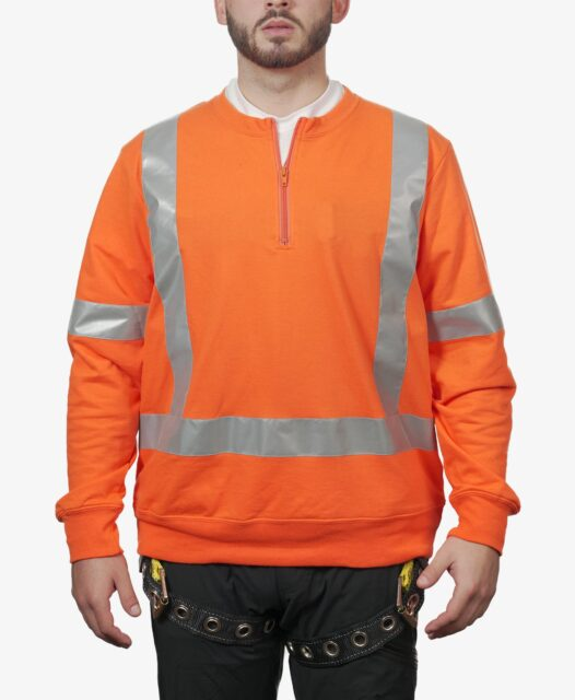 Explore Summer Harness Sweatshirt details.